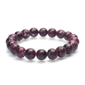 Ruby Stretch Bracelet 9mm