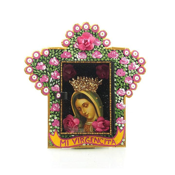 Virgin of Guadalupe Deep Nicho