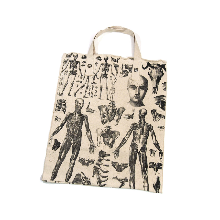 Anatomy Lesson 2 Oversize Tote Bag