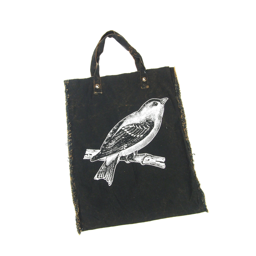 A Wren's Song Oversize Tote Bag