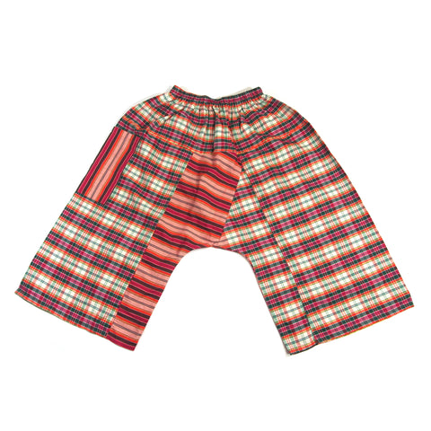 Thai Cotton Fisherman Cropped Pants