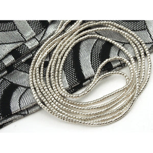 98% Pure Hill Tribe Silver 2.6mm Beads 1