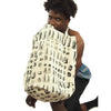 Sink Your Teeth Into It Oversize Tote Bag
