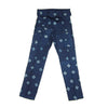 Indigo Fisherman Pants