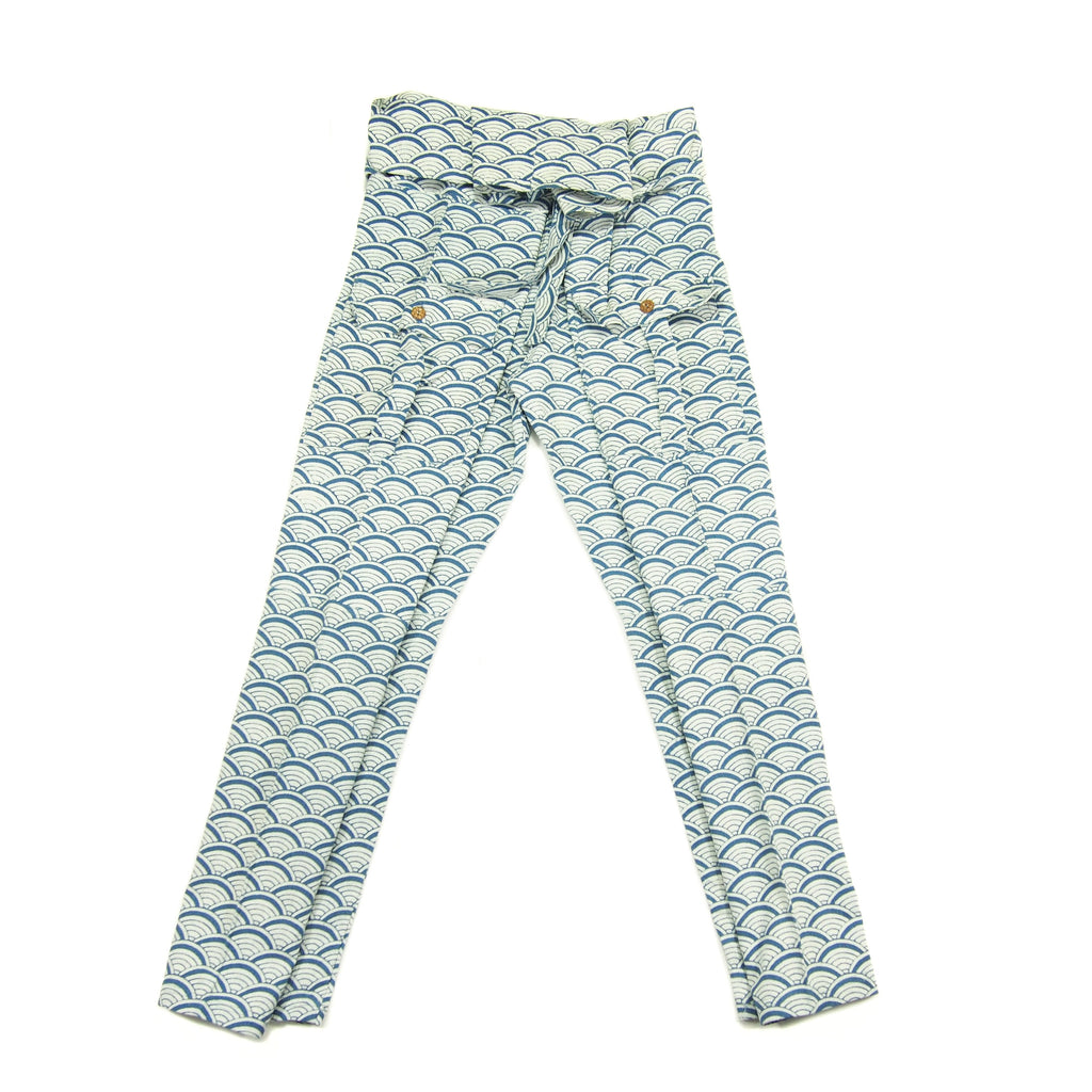 Indigo Hilltribe Fisherman Pants