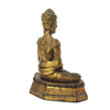 "Brian's Collection""Starving Buddha"" Statue Antique 5"