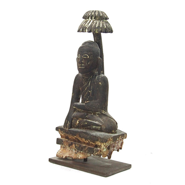 Brian's Collection Buddha Statue Antique 6
