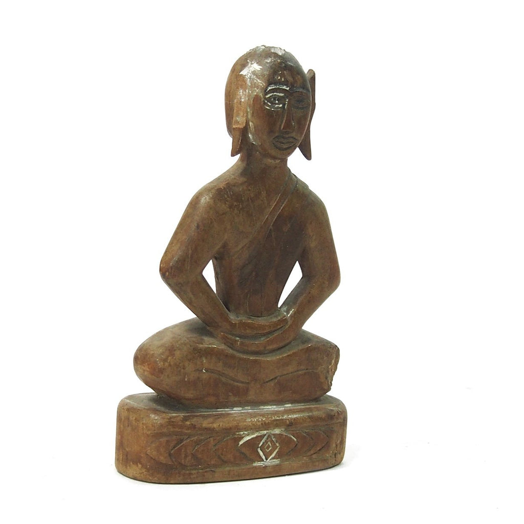 "Brian's Collection Buddha Statue Antique ""Thursdays Meditating Buddha"" 10"
