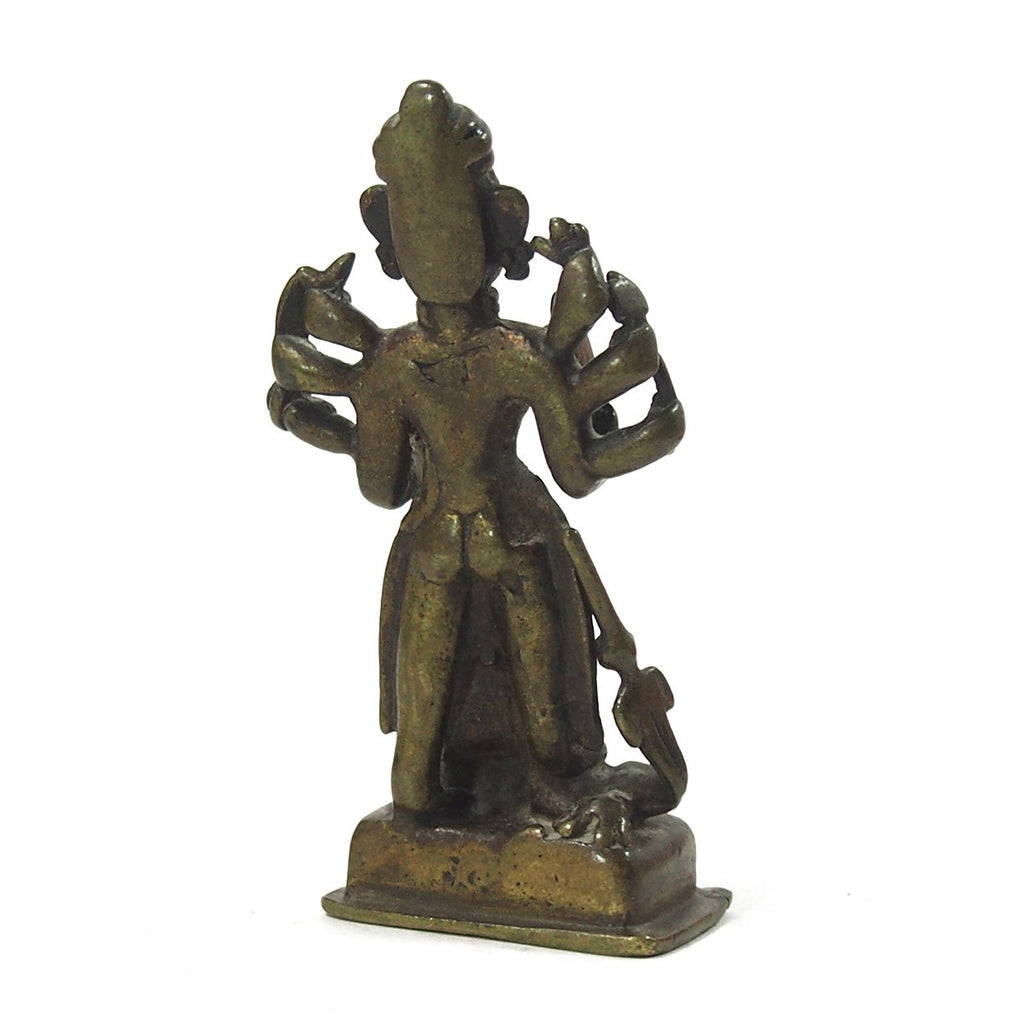 Kali Indian Goddess of Shakti Feminine Energy, Creativity and Fertility from Brian's Collection