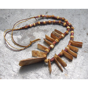 Pre-Columbian Spiny Oyster Necklace, B