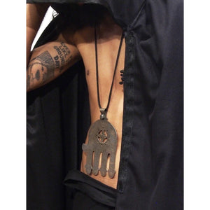 Moroccan Hamsa w/ Cross and Star of David Design