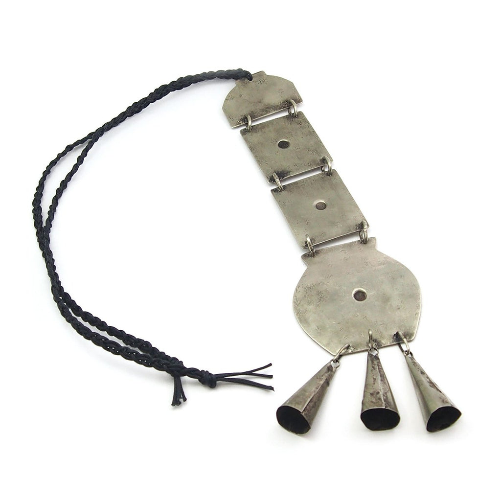 Antique Mapuche Sikil Pectoral Necklace