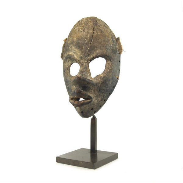 Dan Wood Mask Ca. 1920 (2)