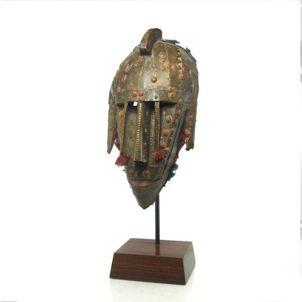 Late 19th Century Marka Mask