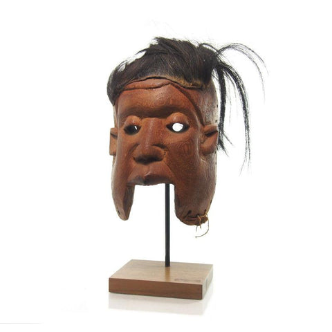 Early 20th Century Nyamwezi Mask