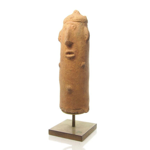 Bura Terra Cotta Ancestor Funerary Figure 9th to 12th Century 4
