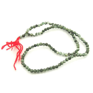 Jade Green Nephrite Mala 6mm