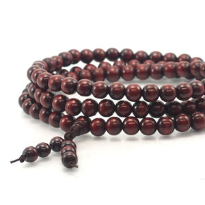 Chinese Wooden Mala 12mm