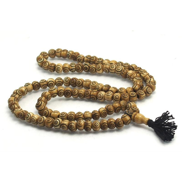 Protective Eye Bead Mala 10mm