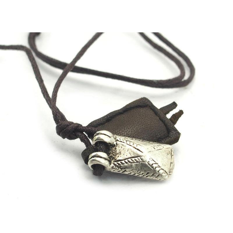 Gris-Gris Sterling Silver Protective Amulet 1