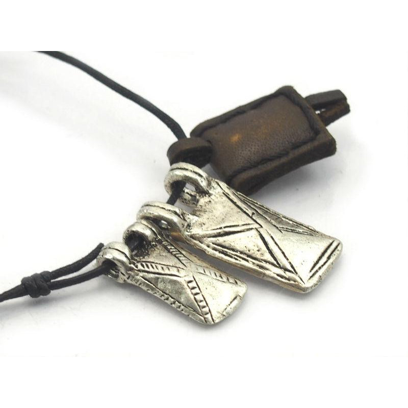 Gris-Gris Sterling Silver Protective Amulet 6