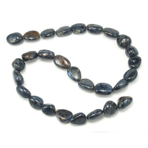 Pietersite Smooth Nuggets 13mm Strand