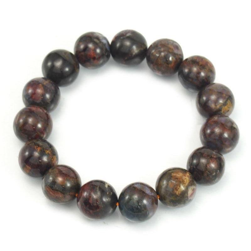 Pietersite Stretch Bracelet 14mm