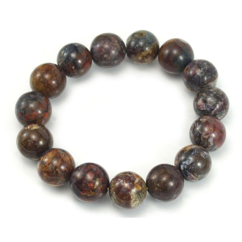 Pietersite Stretch Bracelet 15mm