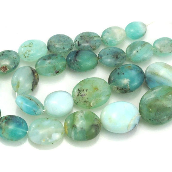 Opal Graduated Smooth Ovals