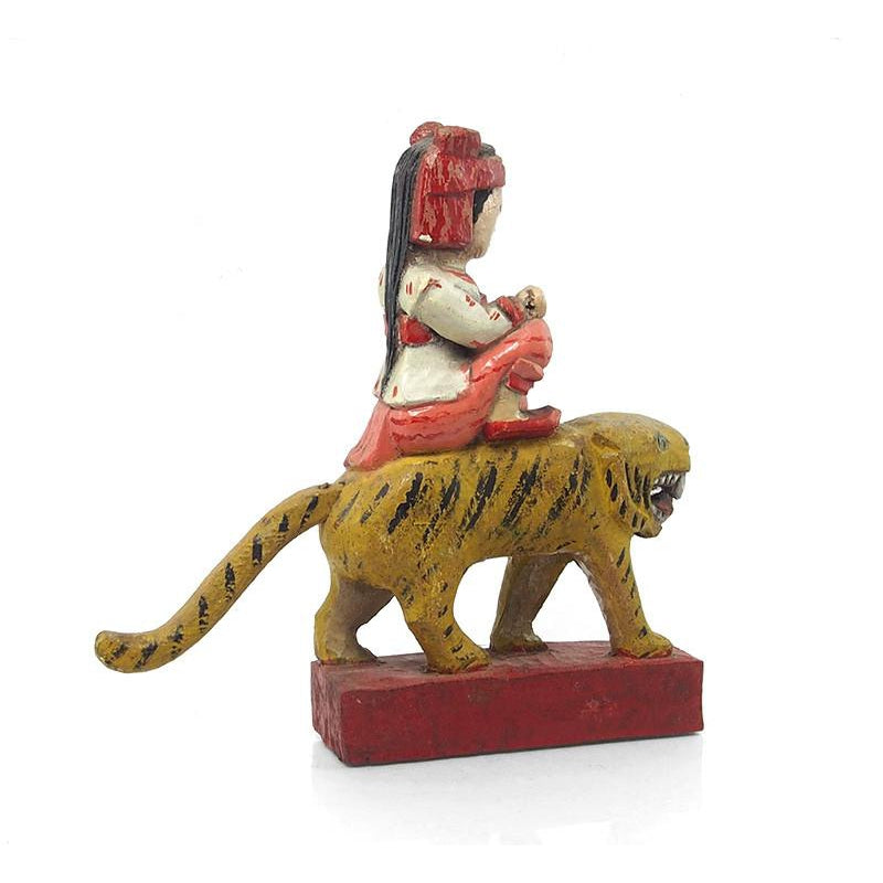Thailand Tiger Guardian Ca 1950 (1)
