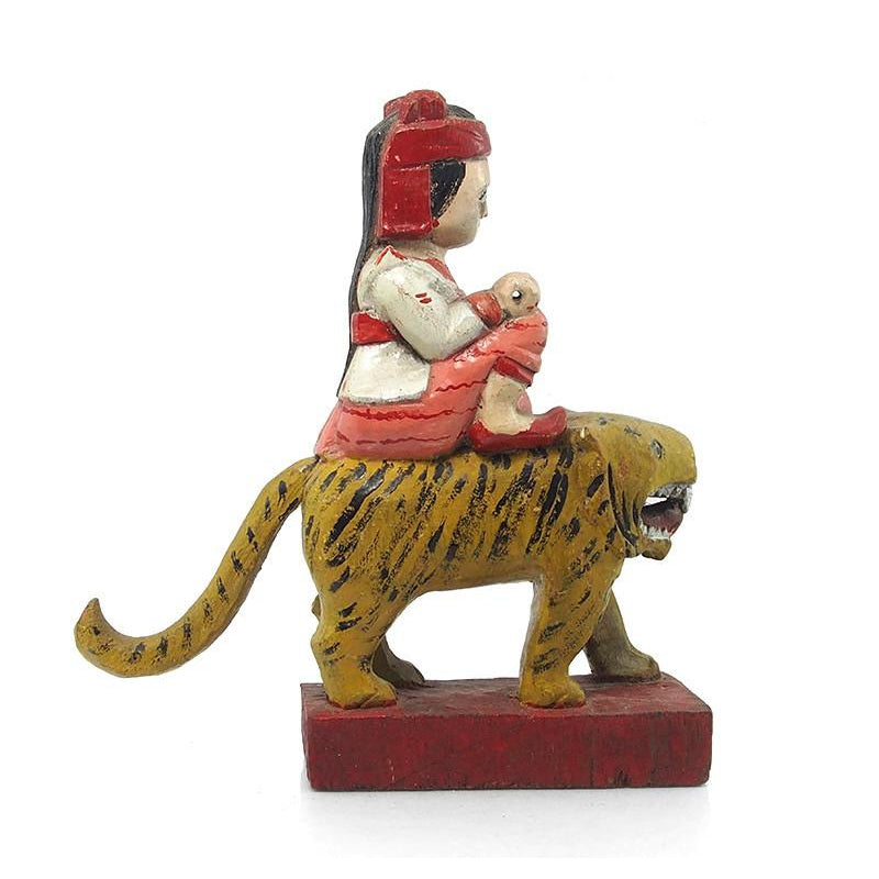 Thailand Tiger Guardian Ca 1950 (2)