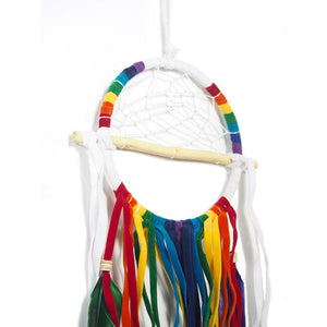 Dreamcatcher Wall Hanging Rainbow