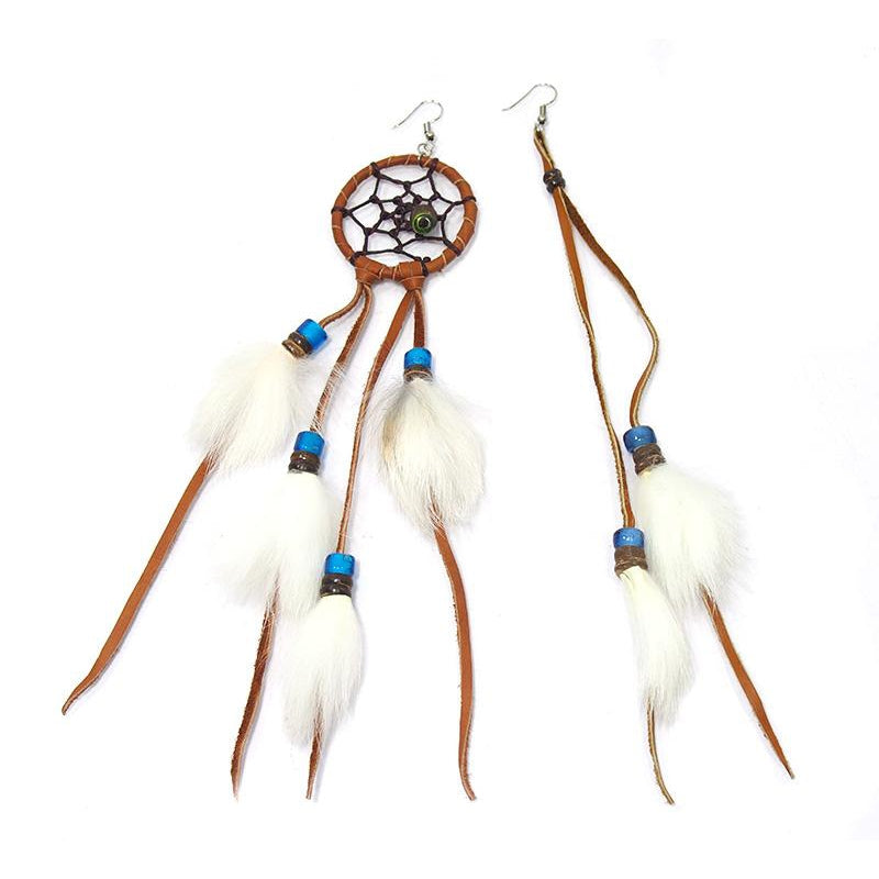 Dreamcatcher Earrings 2
