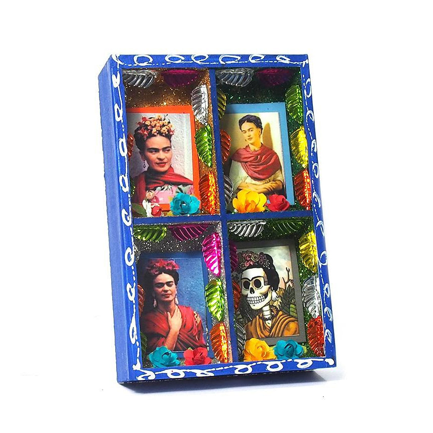 Frida Kahlo Shrine Box