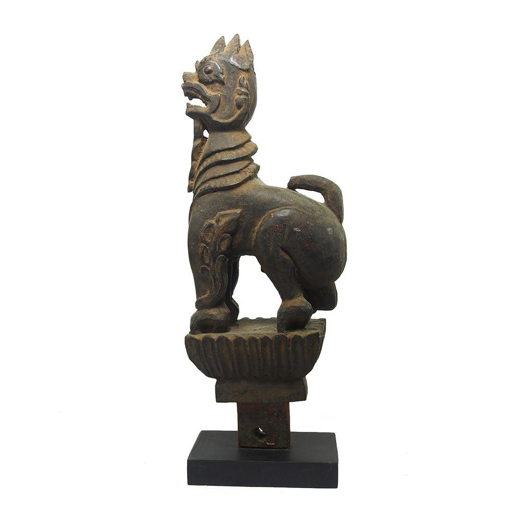 Northern Thailand Ceremonial Finial Ornament, B