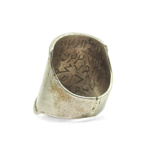 Antique Tuareg Talismanic Ring