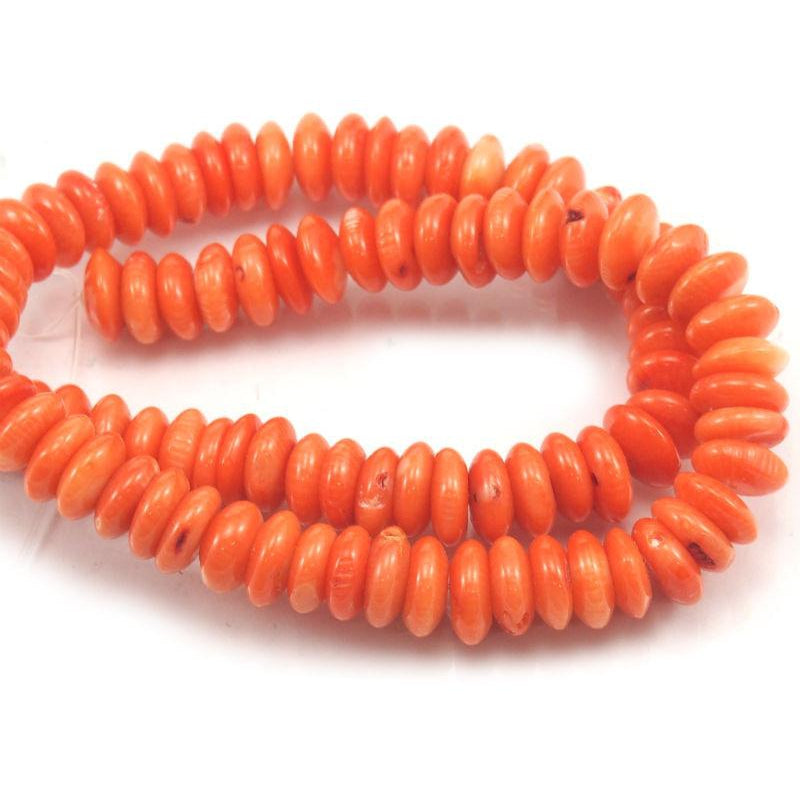 Coral Discs 10mm