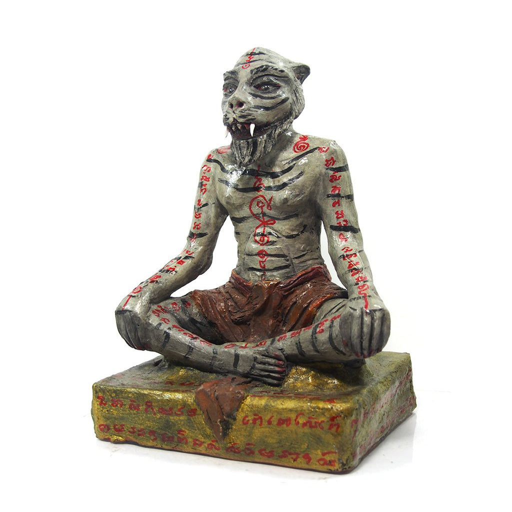 Phu Jao Seua Saming Prai Tiger Spirit Figure 6