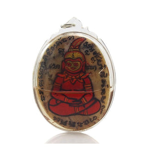 Phra Ngang Ghost/Spirit Amulet In Oil -18