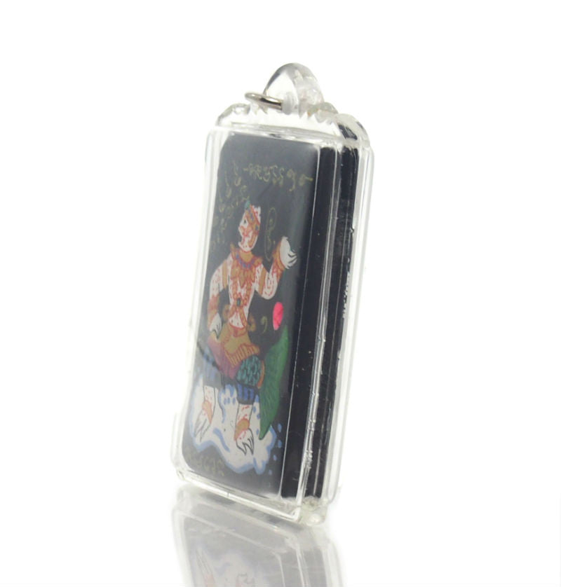 Phra Hanuman In The Clouds Thai Amulet -21