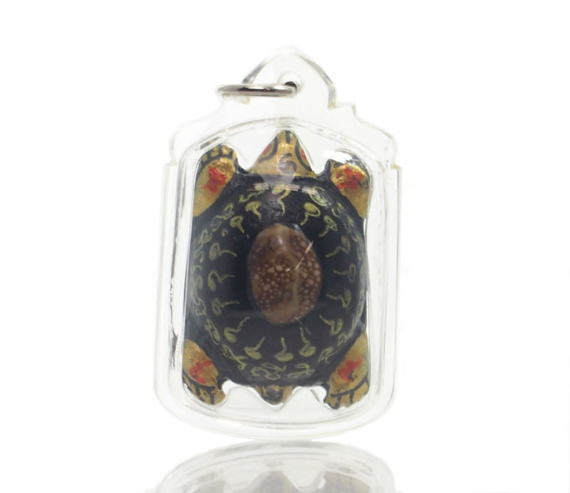 Golden Turtle Thai Amulet -22
