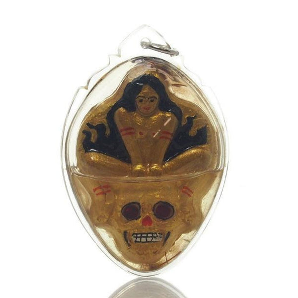 "Nang Prai La Sawad ""The Huntress"" Ghost / Spirit Amulet -42"