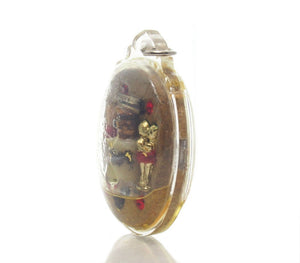 Maha Sanae Beauty Charm Thai Amulet -48