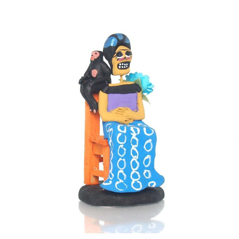 Frida Ceramic Figure 2