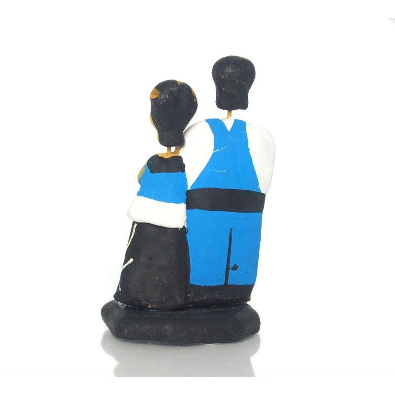 Diego and Frida Ceramic Figure 1