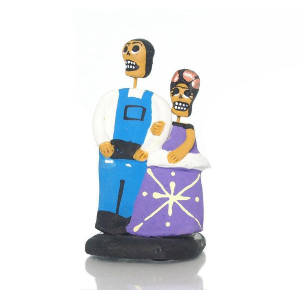Diego and Frida Ceramic Figure 2