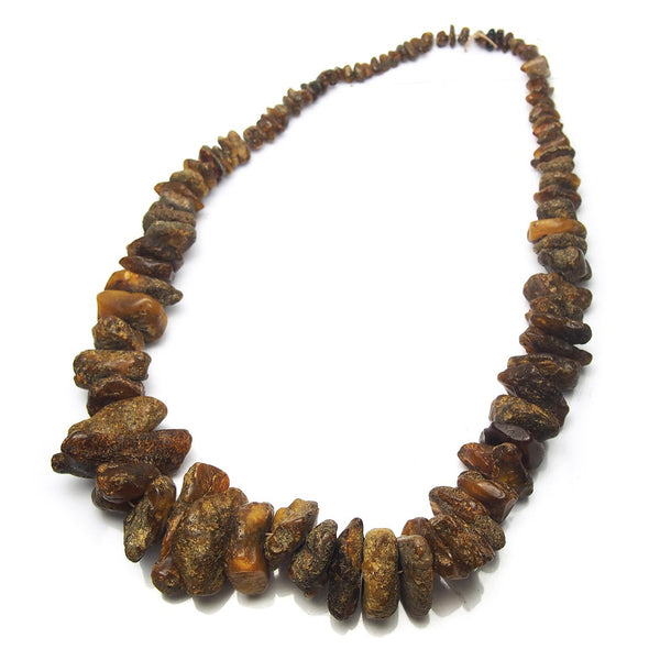 Persian Trade Amber Necklace/Strand