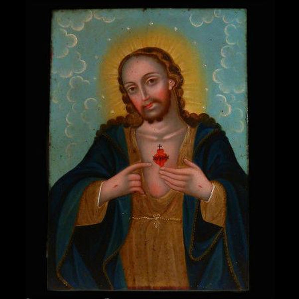 Sagrada Corazon de Jesus/ the Sacred Heart of Jesus 2
