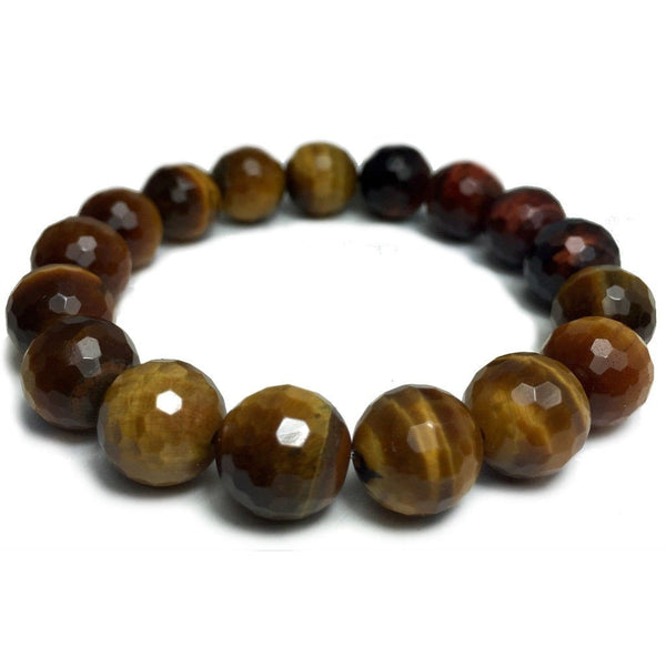Tiger's Eye Bracelet on Elastic Cord