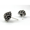 Sterling Dot Post Earrings